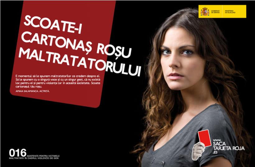Tarjeta Roja / Red Card 5