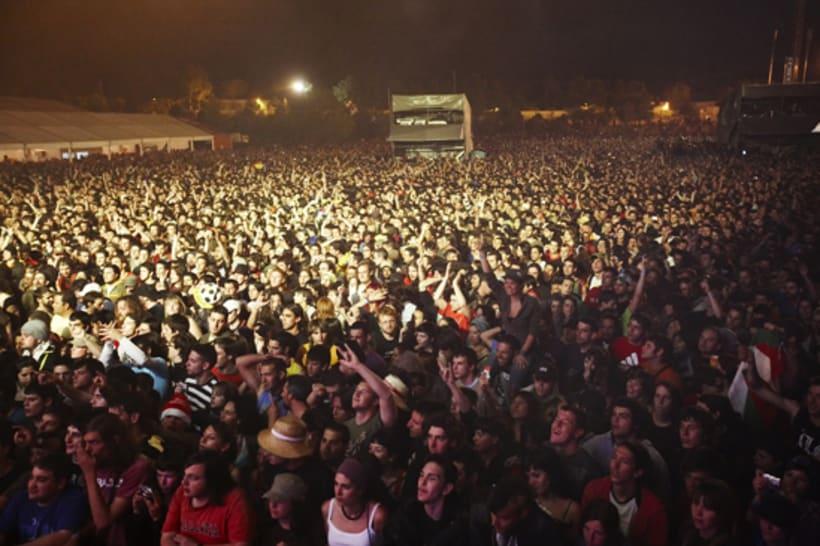 Jefa de prensa Viña Rock 2011 1