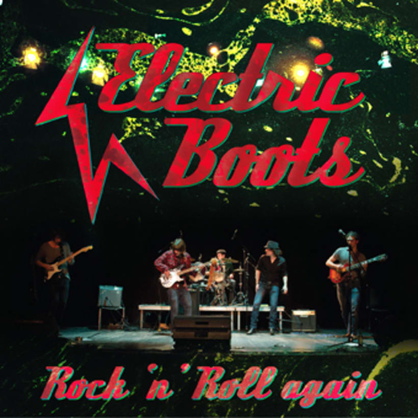 ElectricBoots -CD- Rock 'n' Roll again 1