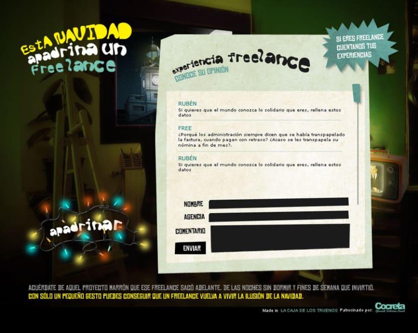 Apadrina un Freelance 7