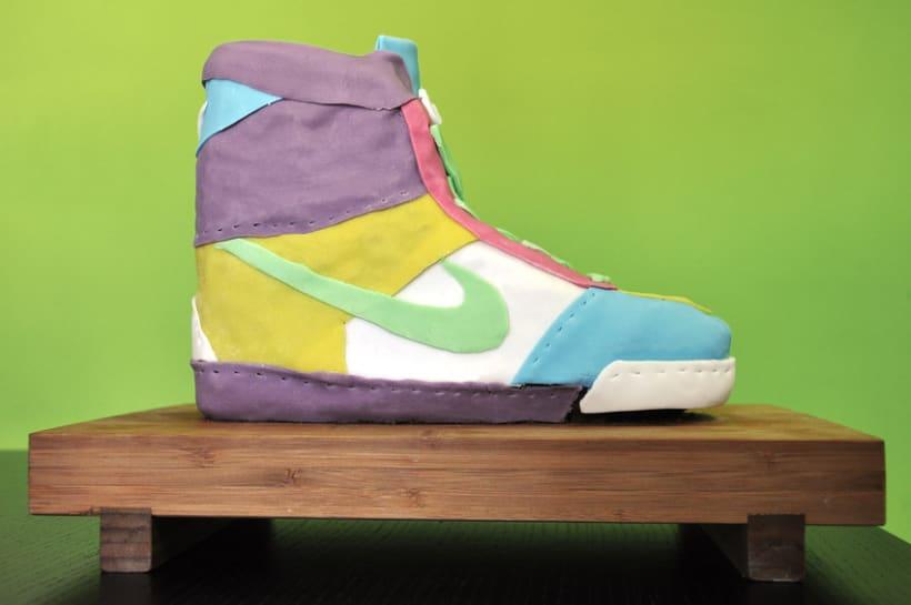 Nike Cake 5