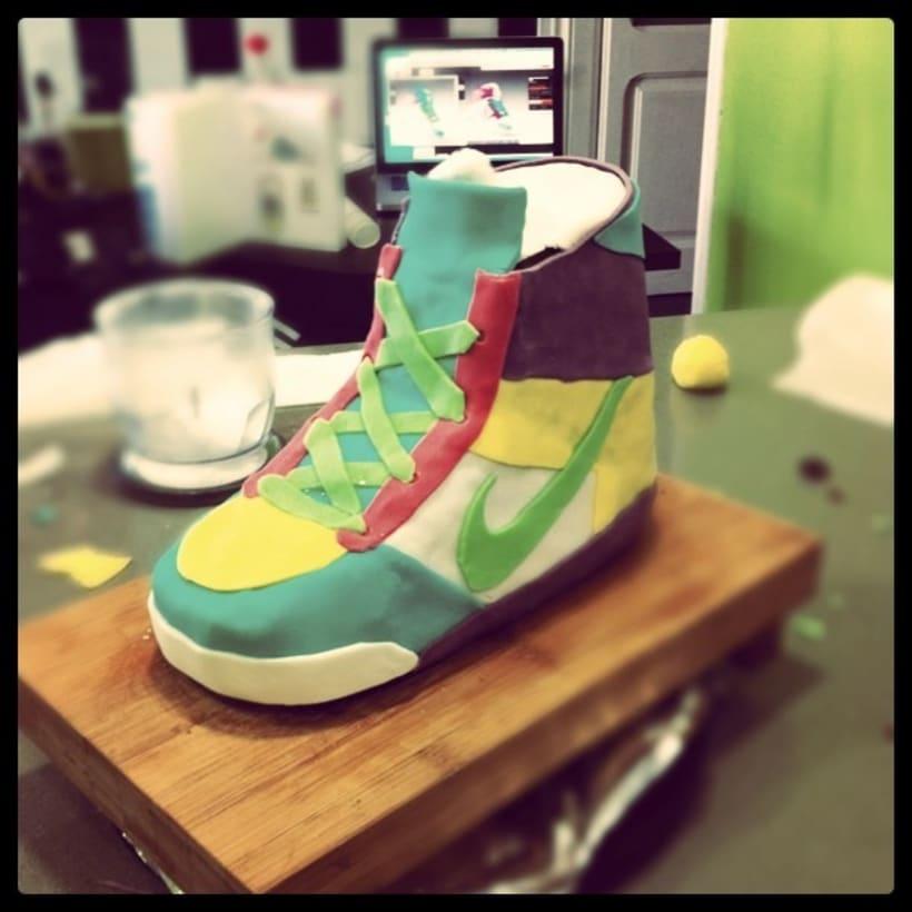 Nike Cake 15