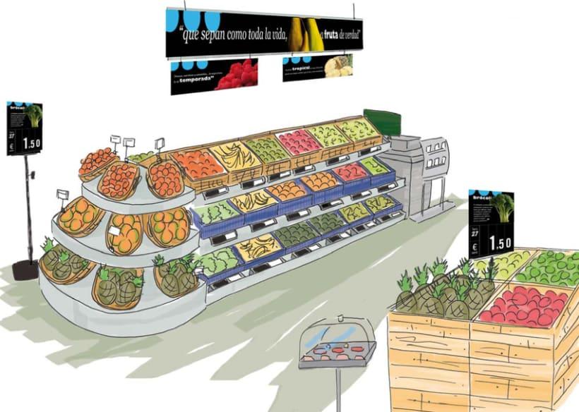 Ilustración ambiental y de espacios 6