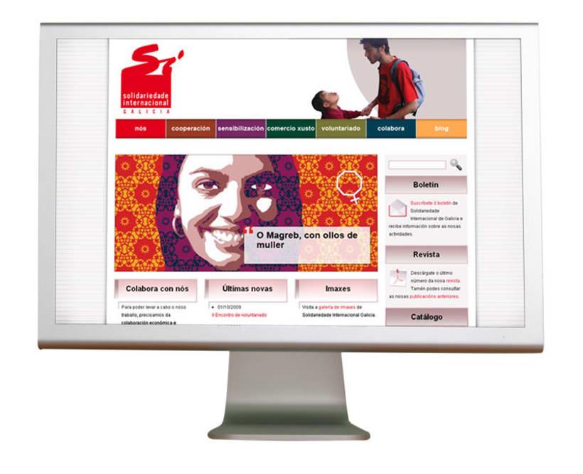 Diseño WEB:. SIG 2