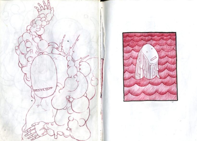Sketch - Boceto 7