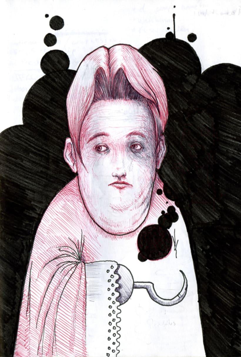 Sketch - Boceto 6