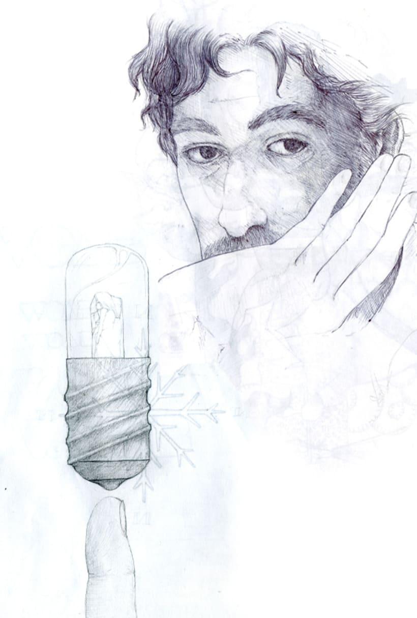 Sketch - Boceto 5