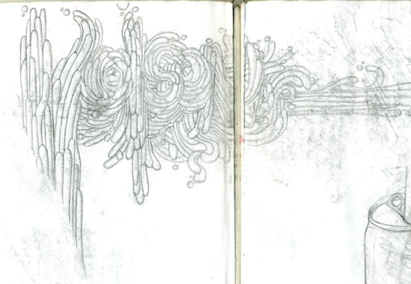 Sketch - Boceto 4