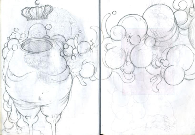 Sketch - Boceto 3