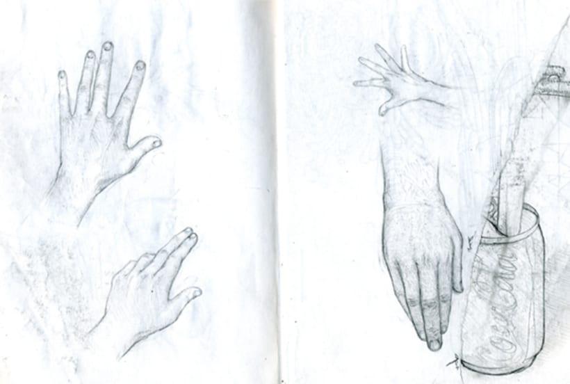 Sketch - Boceto 2