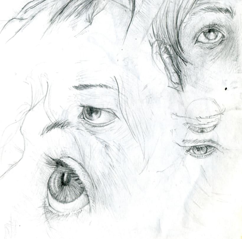 Sketch - Boceto 1