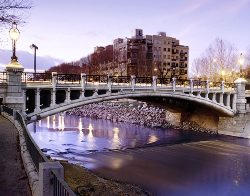 Guía de Puentes Históricos de la Comunidad de Madrid 3