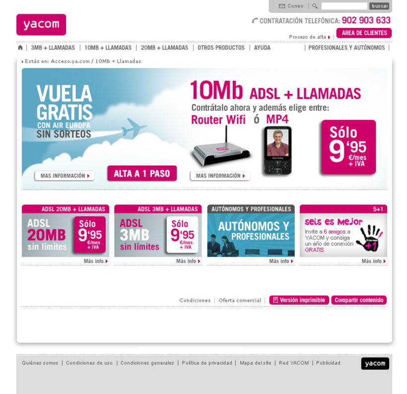 Website YACOM 8