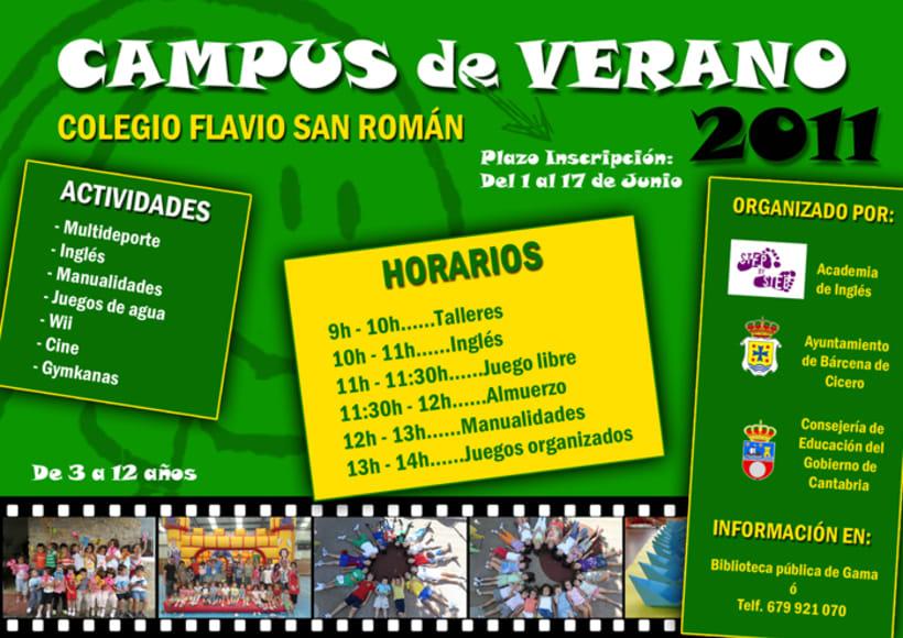 Folleto Campus Inglés Verano 2011 2