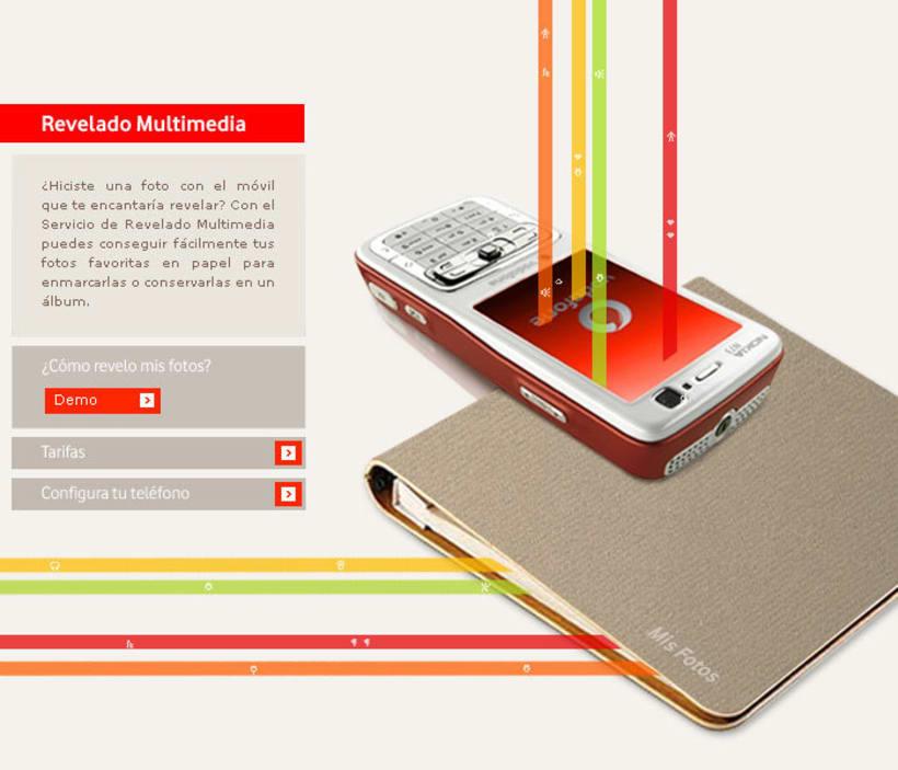 Vodafone Multimedia 5