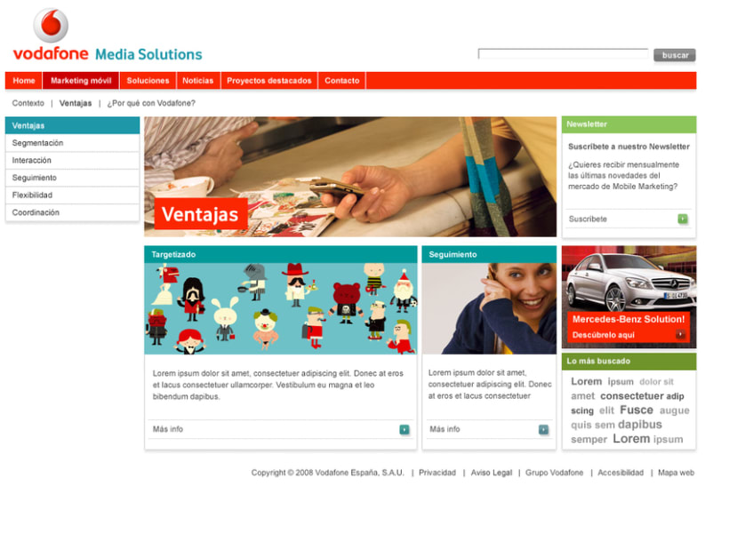 VODAFONE media solutions 4