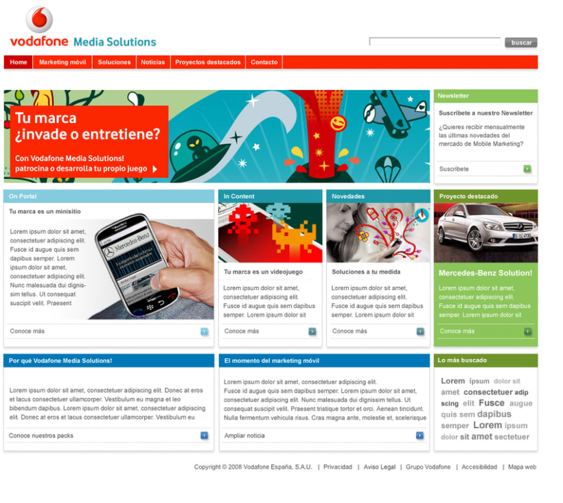 VODAFONE media solutions 2