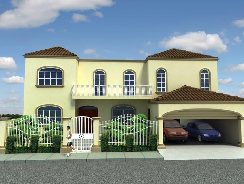 Casa Habitacion 2