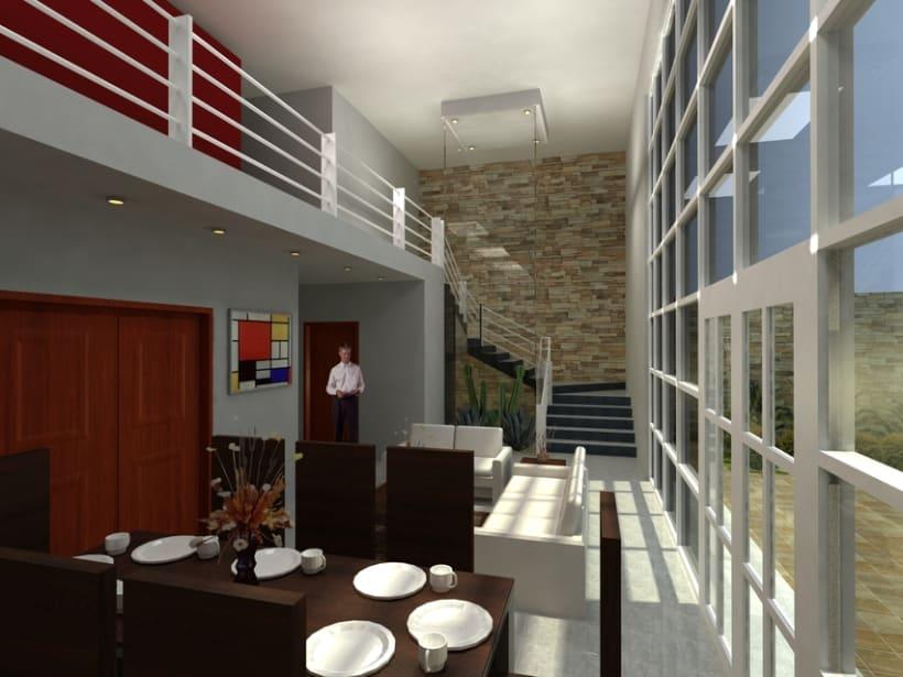 Casa Habitacion 4