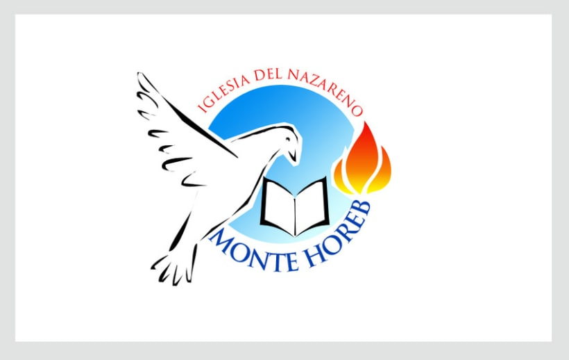 Logo: Iglesia del Nazareno Monte Horeb 3