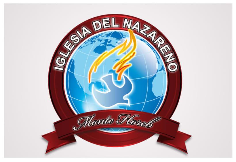 Logo: Iglesia del Nazareno Monte Horeb 1