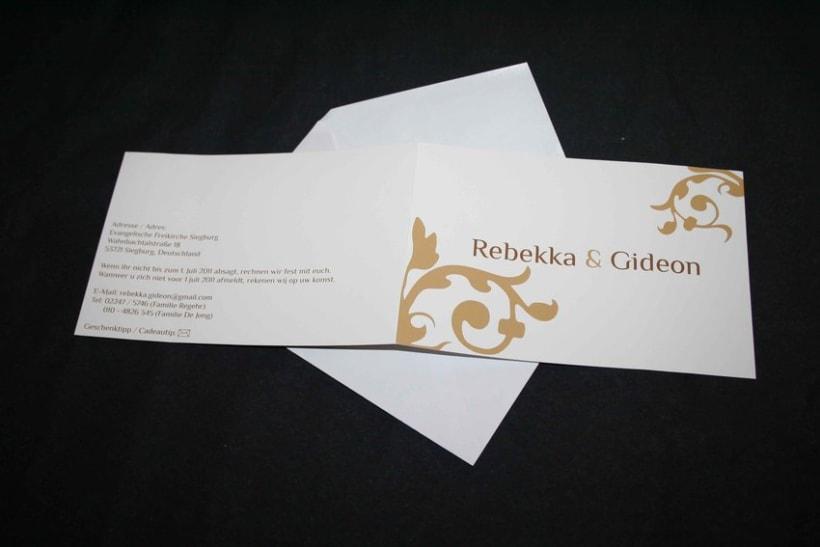 Invitación Gideon & Rebekka 1