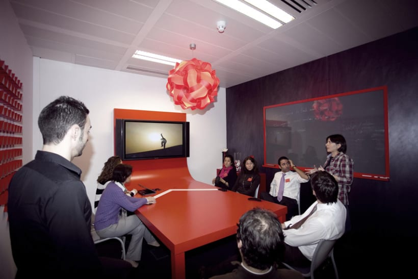 Red. Meeting Room 3