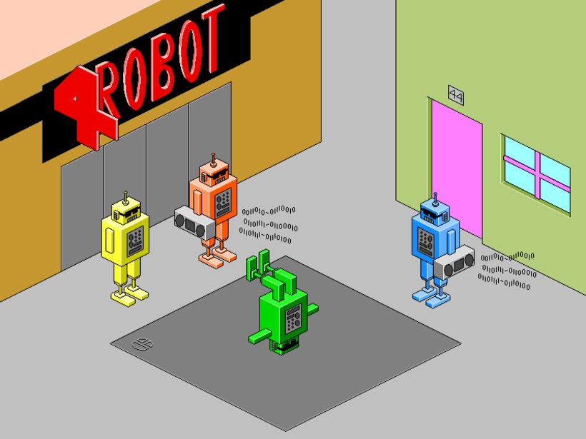 Pixel-Art 2