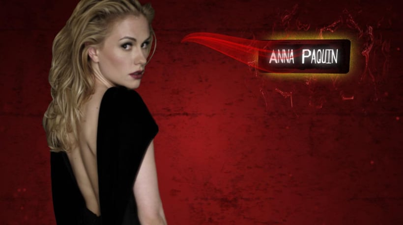 True Blood. Proyecto personal. 2