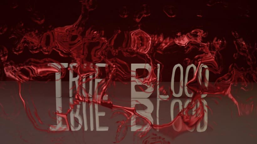True Blood. Proyecto personal. 1