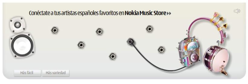 NOKIA music store 9
