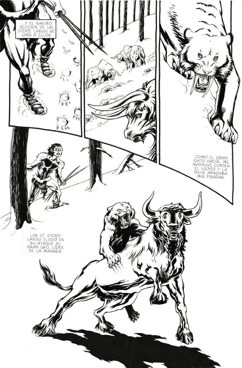 La Guerra de los Totem - extraído de los Archivos de URO 2