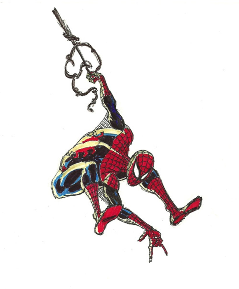 SpiderMan -maigüei- 5