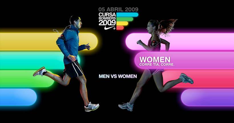 Nike Cursa Bombers 2009 3