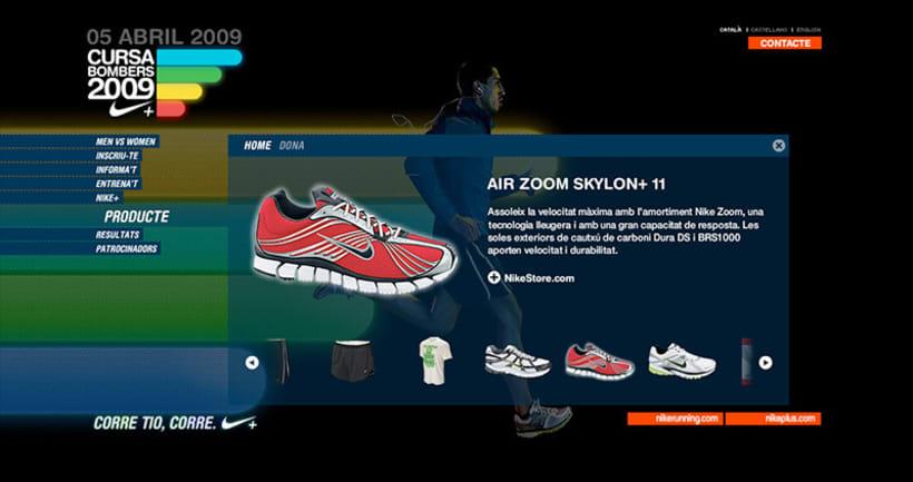 Nike Cursa Bombers 2009 4