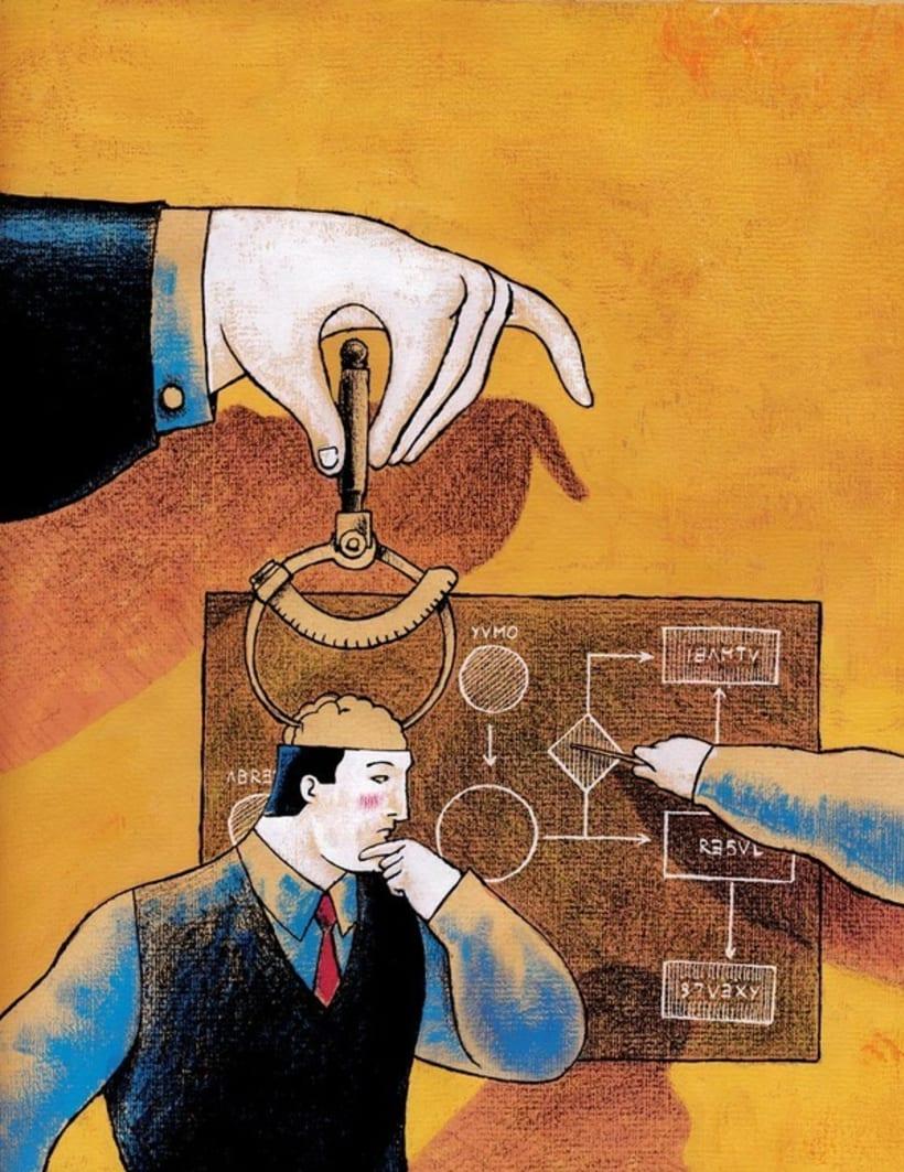 Press & Magazines Illustrations 2