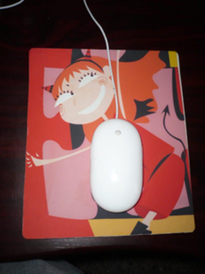 alfombrilla para el mouse  3