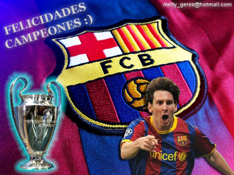 Barça Campeón  1