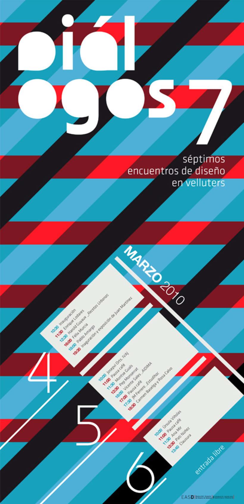 Diálogos 7. Encuentros de diseño en Velluters 1