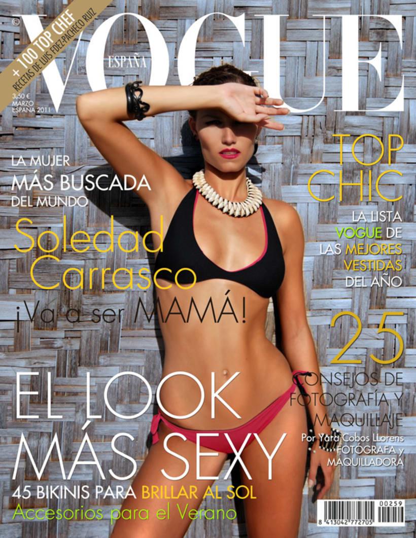 Magazine Vogue 8