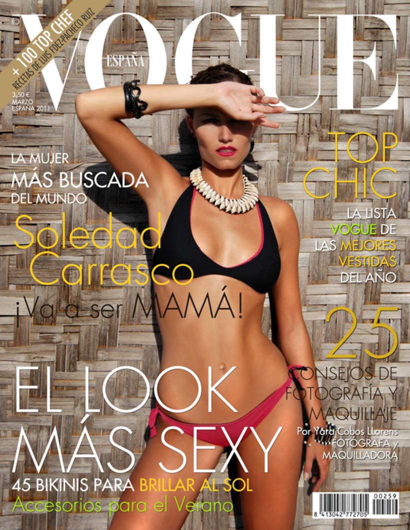 Magazine Vogue 7
