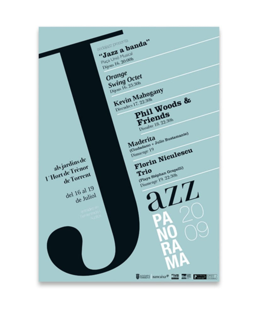 Jazz Panorama 1