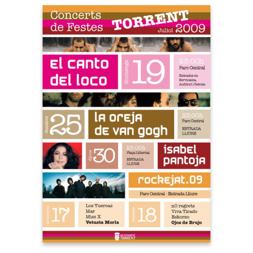 Concerts de Festes 2009 1