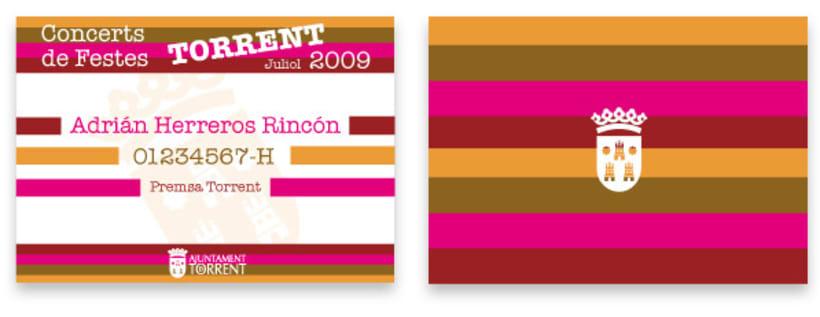 Concerts de Festes 2009 2