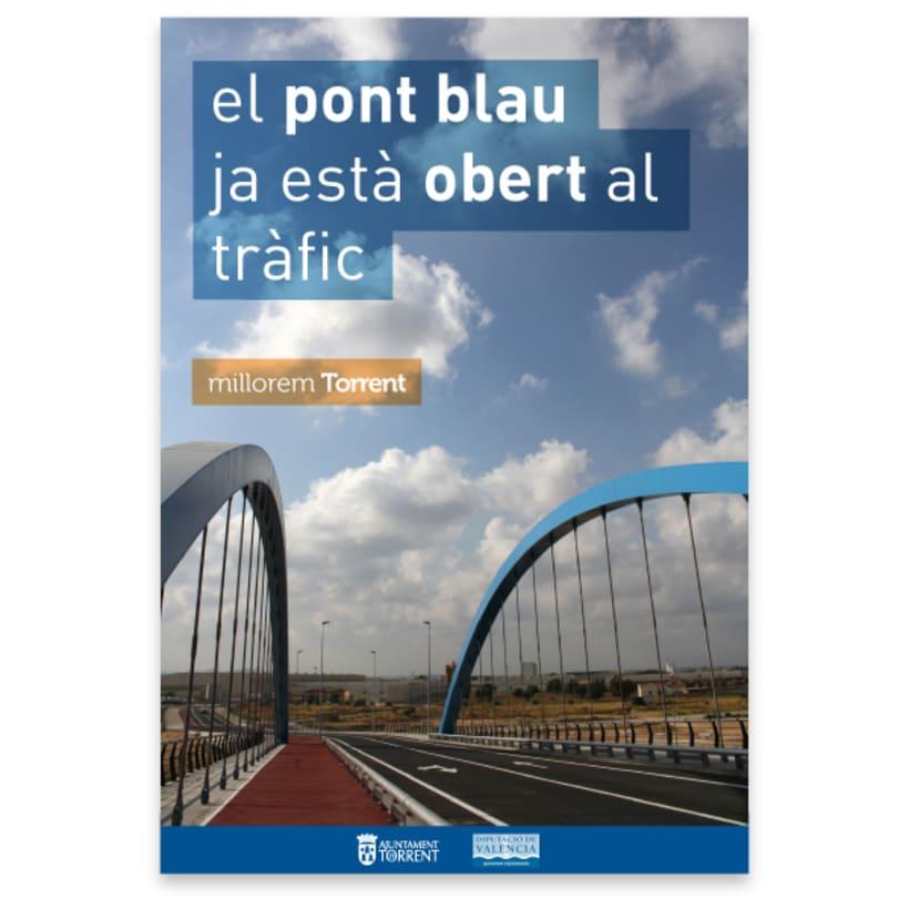 Pont Blau 1