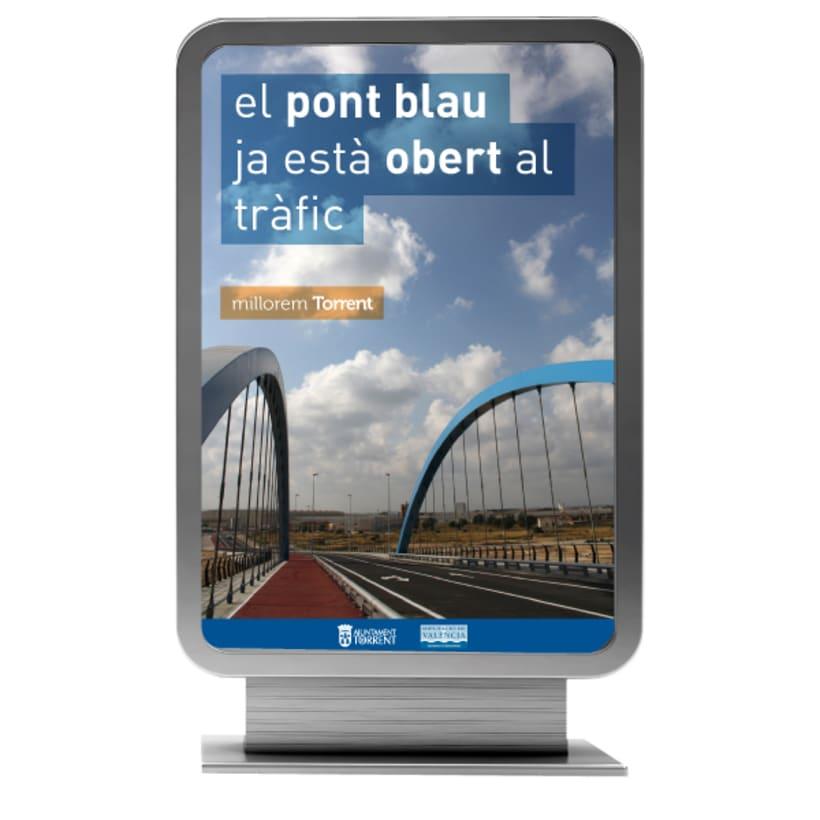 Pont Blau 2