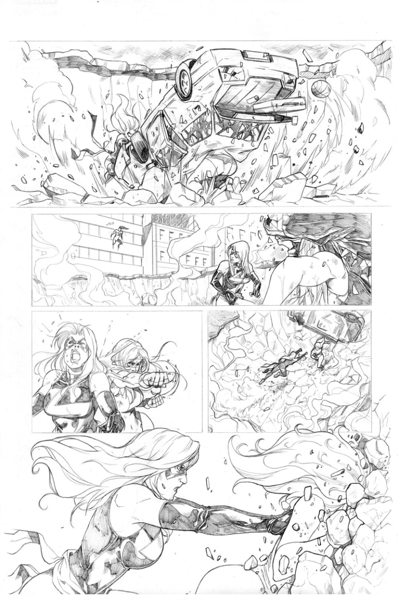 Paginas Marvel 2