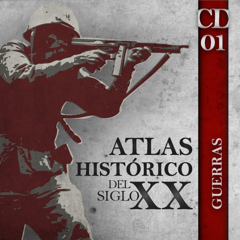 Atlas Histórico s XX (carátula) 1