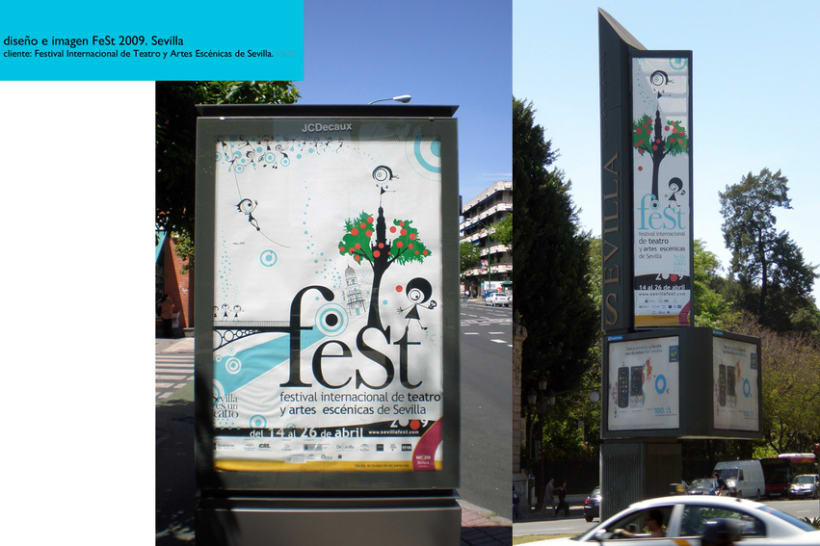Imagen y diseño Fest 2009 5