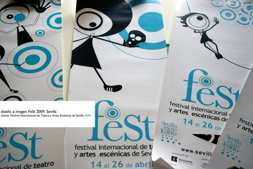 Imagen y diseño Fest 2009 3